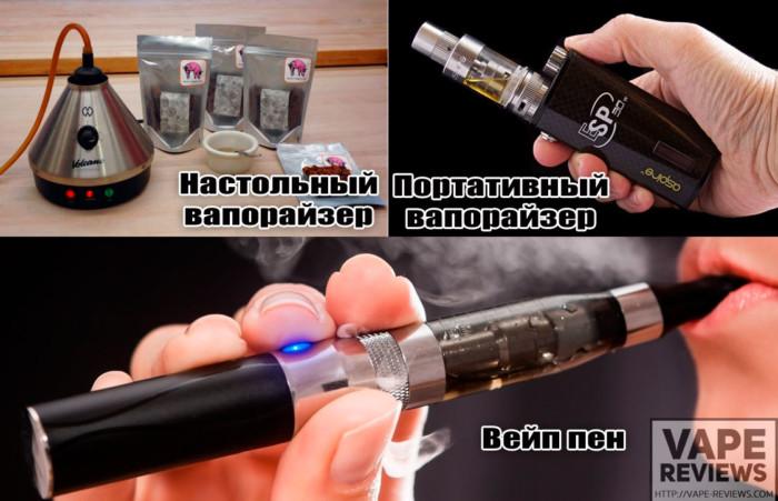 Электронные сигареты и вейп различия